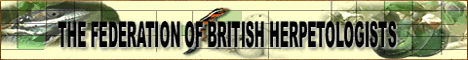 The Federation of Britsh Herpetologists